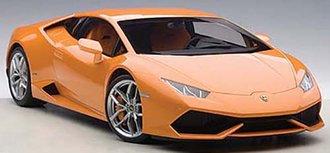 Lamborghini Huracan LP610-4-Composite (Arancio Borealis 4-Layer/Pearl Metallic Orange)