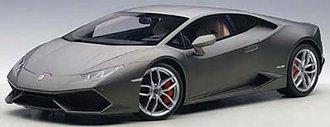 Lamborghini Huracan LP610-4 Grigio (Titans/Matte Grey) (Composite)