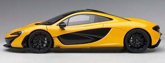 McLaren P1 (Volcano Yellow)