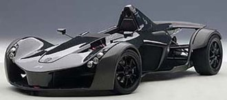 BAC Mono - Composite (Metallic Black)