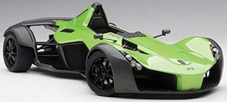 BAC Mono (Metallic Green)