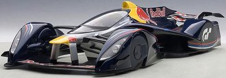 Red Bull X2015 Fan Car (Red Bull Color)