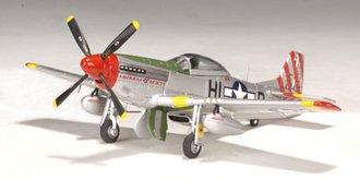 P51D Mustang 'American Beauty' - Capt.John Voll Air Craft