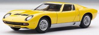 Lamborghini Miura SV (with Openings) (Yellow)
