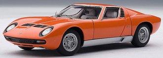 Lamborghini Miura SV (with Openings) (Orange)