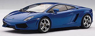 Lamborghini Gallardo LP560-4, Monterey Blue