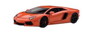 Lamborghini Aventador LP700-4, Arancio Argos/Metallic Orange