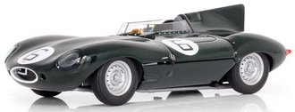 Jaguar D-Type 24Hr Race 1955' Winner J.M. Hawthorn / I.L. Bueb #6