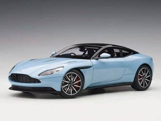 Aston Martin DB11 (Q Frosted Glass Blue)
