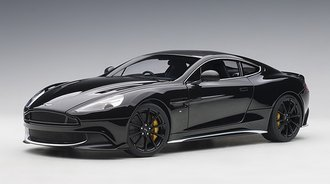 2017 Aston Martin Vanquish S (Onyx Black)