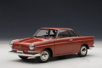 BMW 700 Sport Coupe, Spanishred