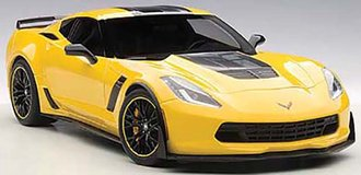 Chevrolet Corvette C7 Z06 C7R-Composite (Racing Yellow)