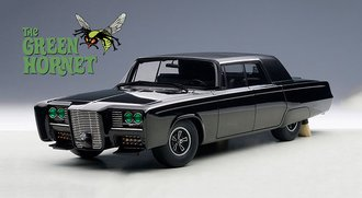 The Green Hornet Black Beauty (Black)