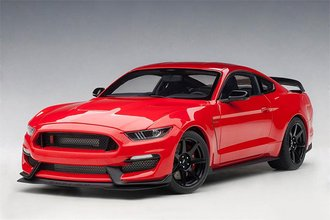 Ford Shelby GT-350R (Race Red)