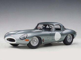 Jaguar Lightweight E-Type (Silver)