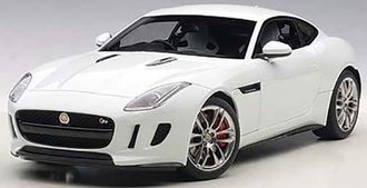 Jaguar F-Type 2015 R Coupe, Composite (Polaris White)