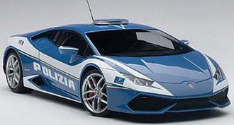 Lamborghini Huracan LP610 Police Car
