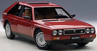 Lancia Delta S4 (Red)