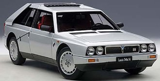 Lancia Delta S4 (Gray)