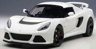 Lotus Exige S (White)