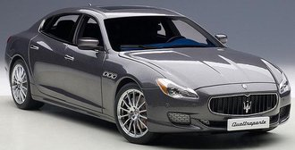 2015 Maserati Quattroporte GTS (Maratea Grey)
