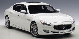 2015 Maserati Quattroporte (Alpine White)