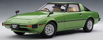 Mazda Savanna RX-7 (SA) Mach Green