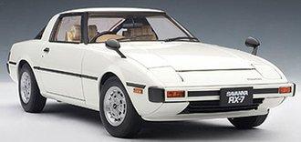 Mazda Savanna RX-7 (SA) (Aurora White)