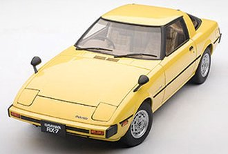 Mazda Savanna RX-7 (SA) (Spark Yellow)