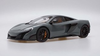 McLaren 675LT (Chicane Grey)
