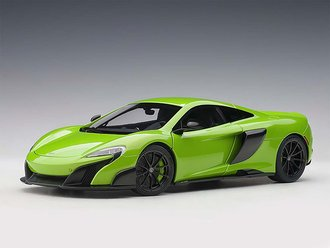 McLaren 675LT (Napier Green)