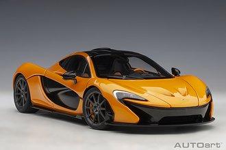 McLaren P1 (Papaya Spark)