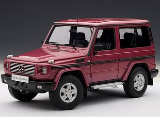 Mercedes-Benz G Model 90's Swb Red