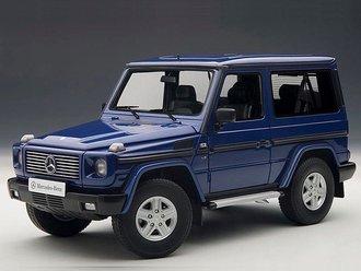 Mercedes-Benz G-Model 90's SWB, Blue