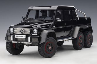 Mercdes-Benz G63 AMG 6x6 (Gloss Black)