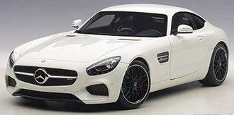 Mercedes-AMG GT S (White)