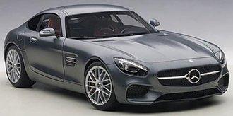 Mercedes-AMG GT S (Matte Grey)