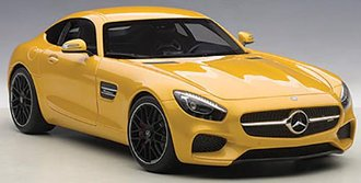 Mercedes-AMG GT S (Yellow)