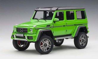 Mercedes-Benz G500 4x4 2 (Alien Green)