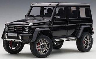 Mercedes-Benz G500 4x4 2 (Gloss Black)