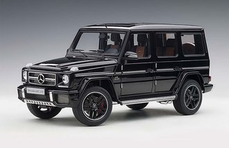 2017 Mercedes-AMG G63 (Gloss Black)