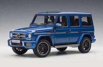 "Mercedes-AMG G63 AMG ""50th Anniversary Edition"" (Designo Mauritius Blue)"