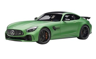 Mercedes-AMG GT R AMG (Green Hell Magno/Matte Metallic Green)