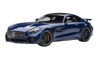 Mercedes-AMG GT R (Brilliant Blue Metallic)