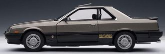 Nissan Skyline Hardtop 2000 Turbo Intercooler RS.X, DR30, Metallic Grey