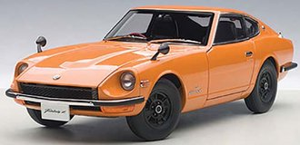 Nissan Fairlady Z432 (Orange)