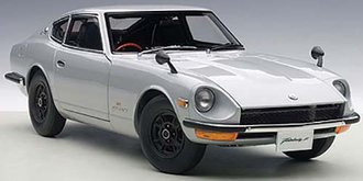 Nissan Fairlady Z432 (Silver)