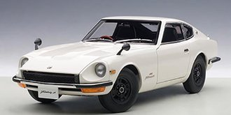 Nissan Fairlady Z432 (White)