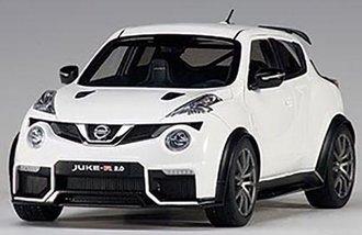 Nissan Juke R 2.0 (White)