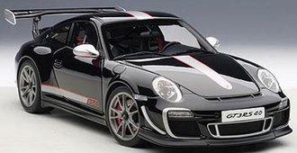 Porsche 911 (997) GT3 RS 4.0, Gloss Black